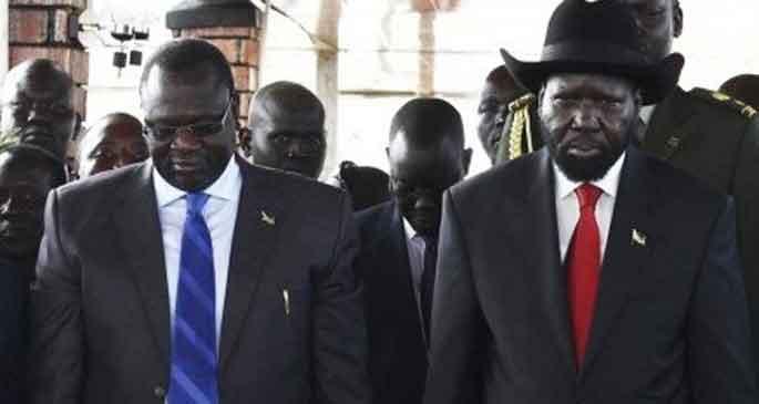 Güney Sudan\'da iktidar savaşı kızıştı