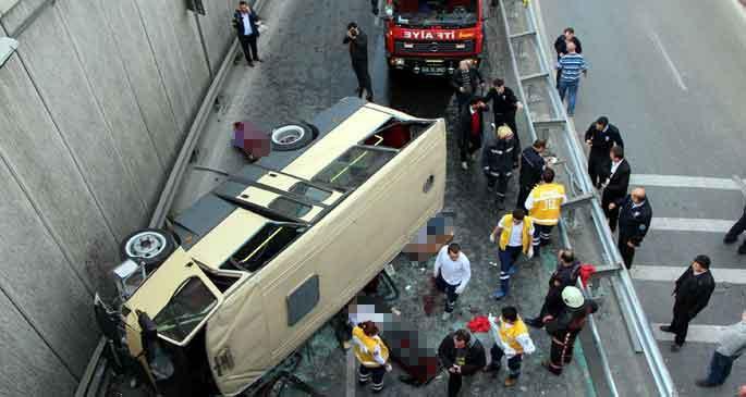 Güngören'de acı kaza: EMEP yöneticisi yaşamını yitirdi