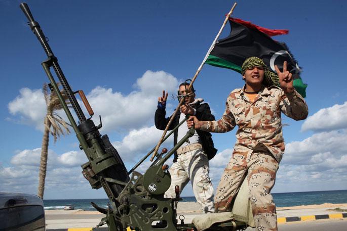 Hafter Libya'ya çare olur mu?