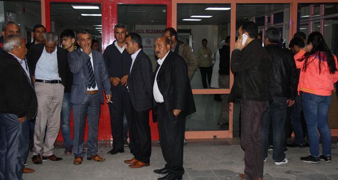 Hani Belediyesi Eş Başkanı Nevin Oktay saldırıya uğradı