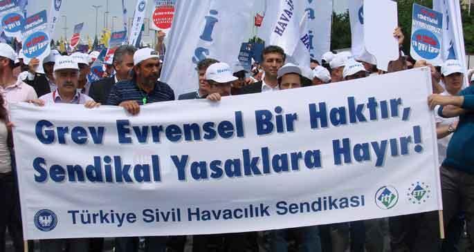 Hava-İş Anadolu Yakası Şube Kongresi tamamlandı