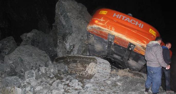 Havalimanı inşaatında 1 işçi hayatını kaybetti