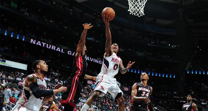 Hawks, Knicks'in umutlarını söndürdü