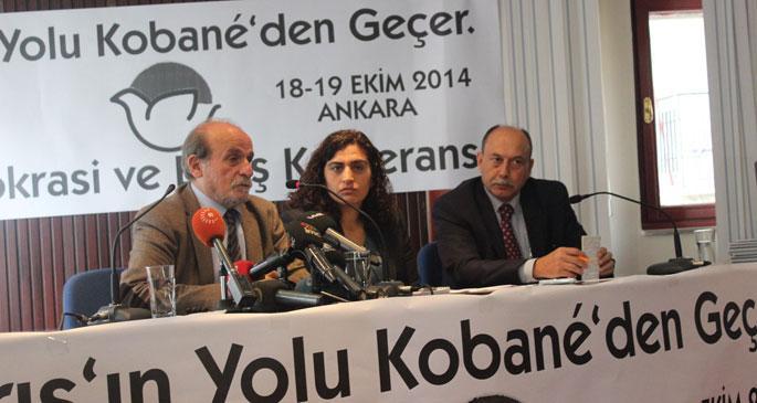 HDK'den Barış ve Demokrasi Konferansı