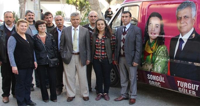 HDP, emekçilerin partisi