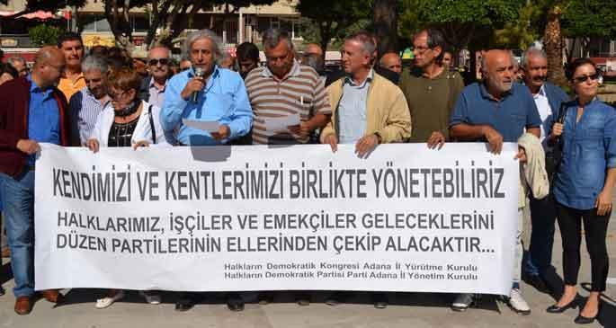 HDP halk iktidarı için hazırlanıyor