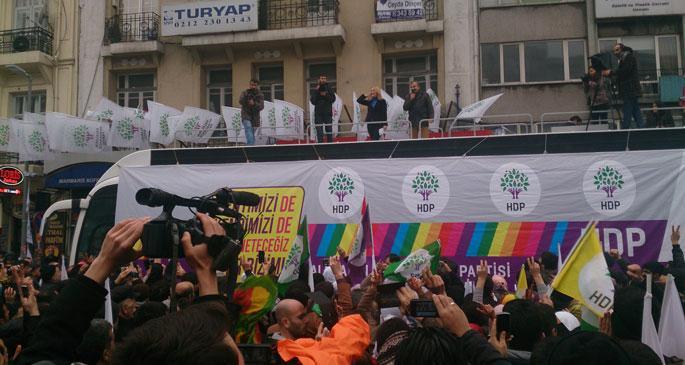 İşte HDP İstanbul adayları