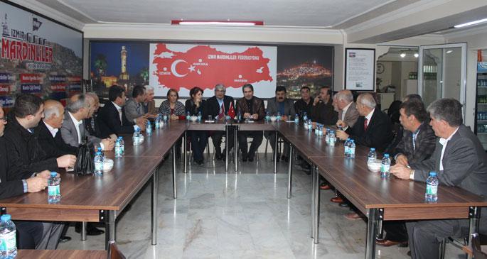 'HDP, kim eziliyorsa onun partisidir'