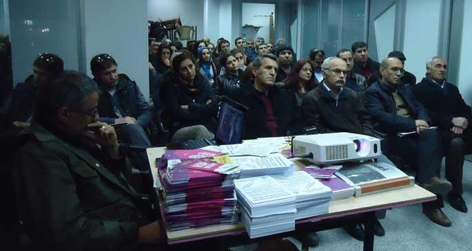 HDP Sultangazi'de seçim startını verdi