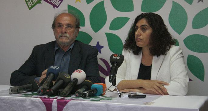 'HDP yekpare olma iddiasında olmadı\