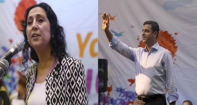HDP yeni  eş başkanlarını seçti