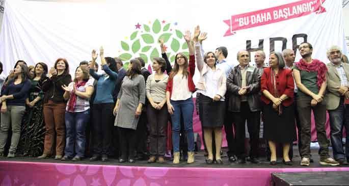 HDP'nin Ankara adayı Salman Kaya