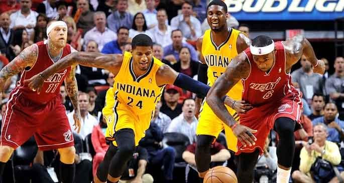 Heat, Pacers\