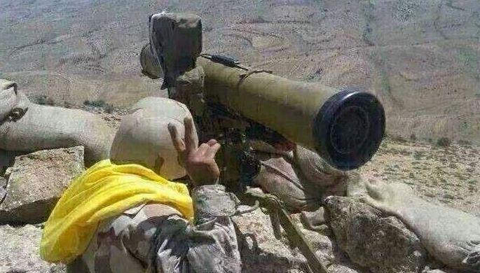 Hizbullah, Nusra'yı püskürttü