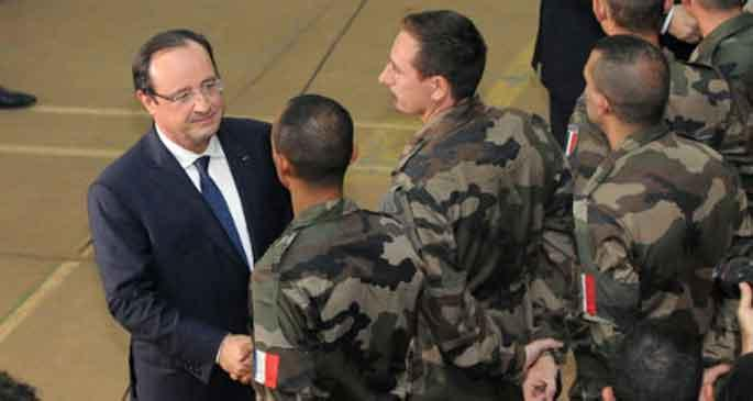 Hollande: OAC\
