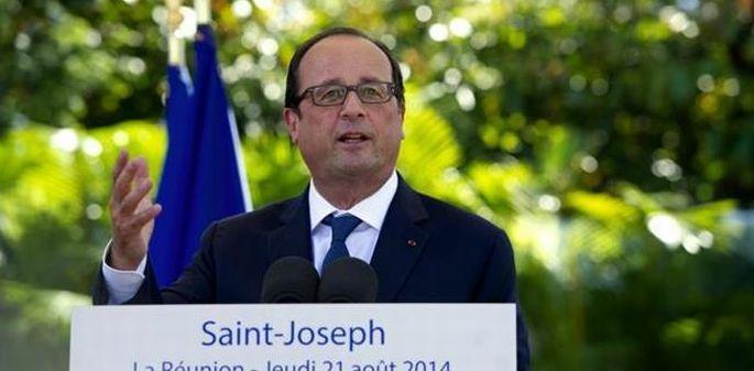 Hollande: Suriye'deki gruplara silah yardımı yaptık