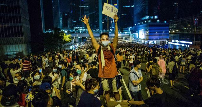 Hong Kong yönetimi başkanı: İstifa etmeyeceğim, göstericilerle görüşülecek