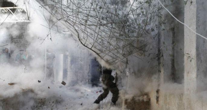Humus'taki patlamada onlarca ölü