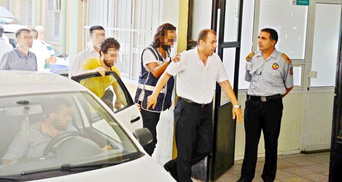İkinci dalgada 8 tutuklama