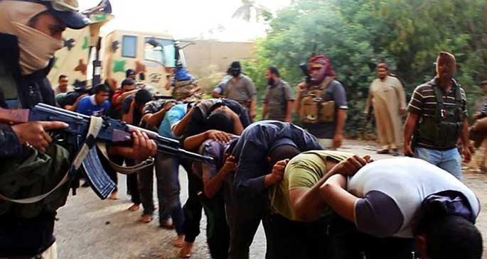 'Ilımlılar' sahtekarlığı ve diğer IŞİD'ler