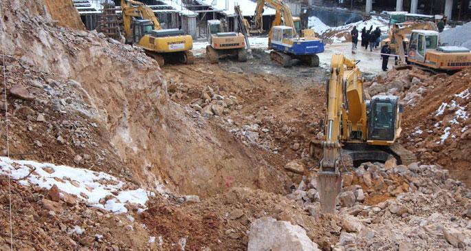 İnşaatta patlama: 1 mühendis öldü