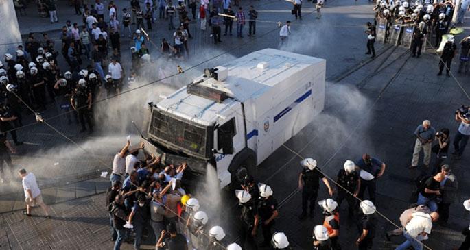 İnsan hakları kurumlarından Gezi bilançosu