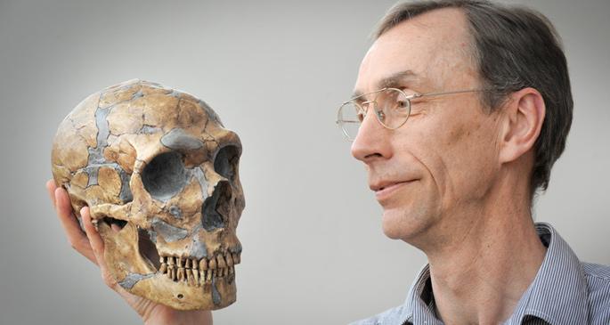 İnsana ait 400 bin yıllık DNA bulundu