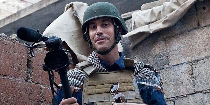 IŞİD, ABD\'li gazeteciyi başını keserek katletti