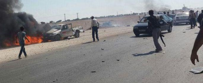 IŞİD, Azez ve Qamişlo'da saldırdı