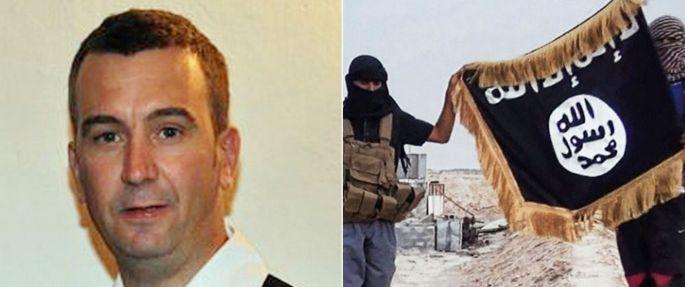 IŞİD, İngiliz David Haines\