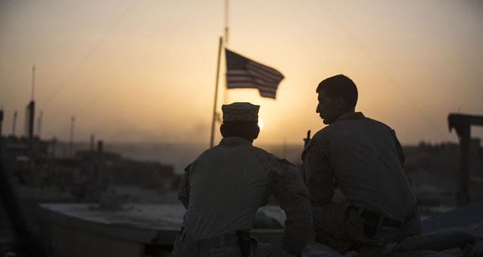 IŞİD ve ABD müdahalesi