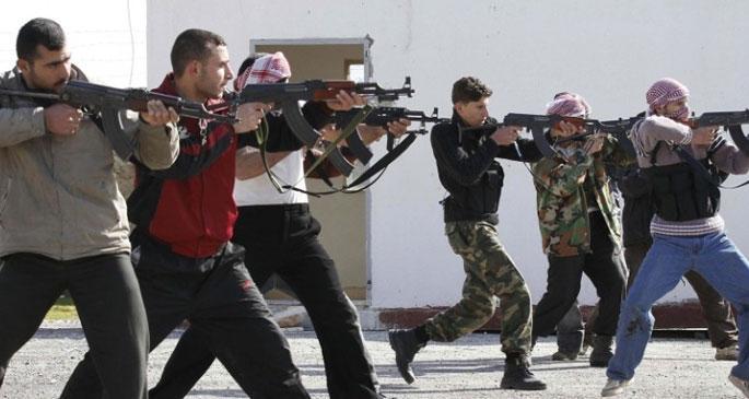 IŞİD'e saldırı yok savunma var