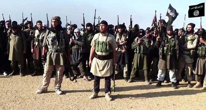 IŞİD'in cürmü, ne kadar yer yakar?