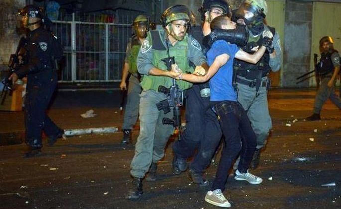 İsrail askerleri Batı Şeria\