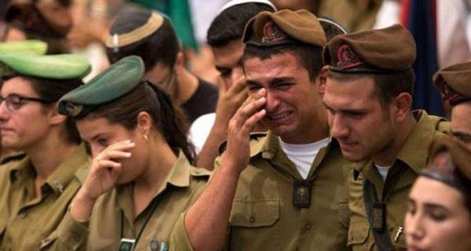 İsrail askerlerin art arda intiharı
