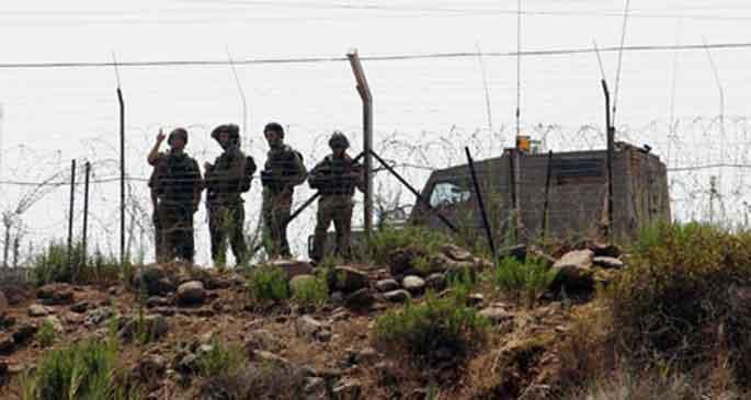 İsrail-Lübnan sınırında karşılıklı silah sesleri