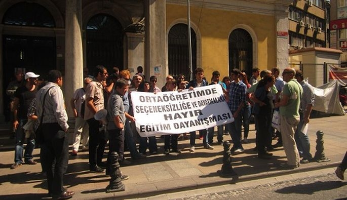 İstanbul Eğitim Dayanışması kuruldu