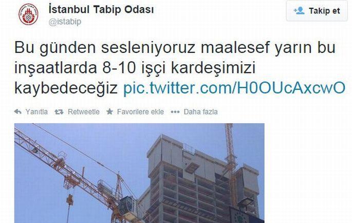 İstanbul Tabip Odası 4 ay önce uyarmıştı