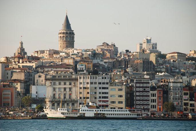 İstanbul'un Ankara'sı: Galataport