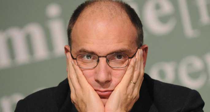 İtalya Başbakanı Letta'dan istifa kararı