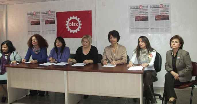İzmir Kadın Emeği Platformu kuruldu
