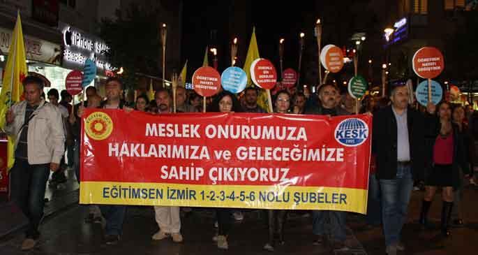 İzmir'den 23 Kasım'a çağrı