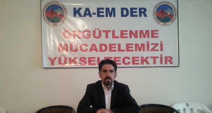 KA-EM: Taşeronluğu yaygınlaştırma girişimine karşı mücadele edeceğiz