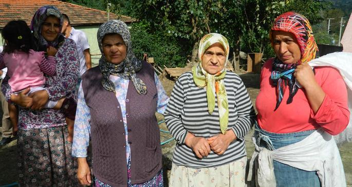 Kadınlar bir oldu, direndi, kazandı; darısı tüm Karadeniz'e...