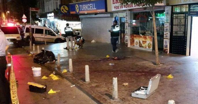 Kağıthane'de 'kız kaçırma' dehşeti: 2 ölü