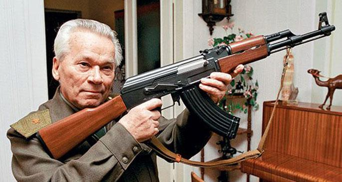 Kalaşnikov yaşamını yitirdi