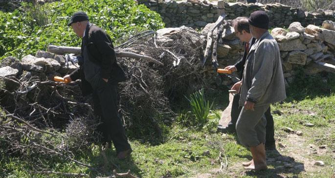 'Kanser Köy' Meclise taşındı