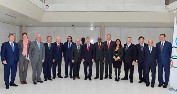 Karşınızda IOC; Suçlular geçidinin ideal adayları
