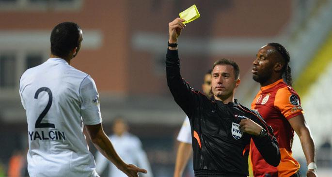 Kasımpaşa-Galatasaray:1-1
