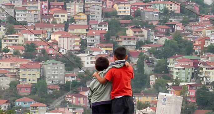 Kayıp çocuklar şehri